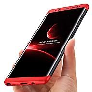 Недорогие Чехлы и кейсы для Galaxy S7 Edge-Кейс для Назначение SSamsung Galaxy S8 Plus / S8 Защита от удара / Ультратонкий Чехол Однотонный Твердый пластик для S8 Plus / S8 / S7 edge