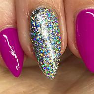1 Glitter Powder Mirror Effect Nail Glitter Nail Art Design