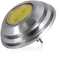 billiga -SENCART 1st 2 W LED-lampor med G-sockel 60 lm G4 T 1 LED-pärlor COB Dekorativ Varmvit Kallvit 12 V