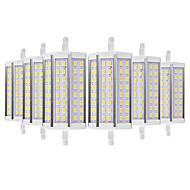 abordables Bombillas LED de Mazorca-YWXLIGHT® 6pcs 8W 700-800lm R7S Bombillas LED de Mazorca 48 Cuentas LED SMD 5730 Blanco Cálido Blanco Fresco 110-130V 220-240V