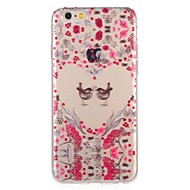 abordables Fundas para iPhone 8 Plus-Funda Para Apple iPhone 8 / iPhone 7 Diseños Funda Trasera Corazón / Animal / Flor Suave TPU para iPhone 8 Plus / iPhone 8 / iPhone 7 Plus