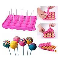 お買い得  キッチン用小物-ベークツール シリコーン 多機能 調理器具のための 長方形 ケーキ型 1個