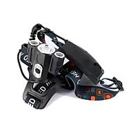preiswerte Taschenlampen, Laternen & Lichter-10000 lm Stirnlampen / Kopfband für Taschenlampen / Sicherheitsleuchten LED 1 Modus Professionell / Verschleißfest
