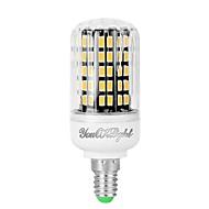 お買い得  LED コーン型電球-YouOKLight 1個 7W 560lm E12 LEDコーン型電球 108 LEDビーズ SMD 5733 装飾用 温白色 110-130V