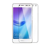 お買い得  スクリーンプロテクター-スクリーンプロテクター Huawei のために Huawei Y5 III(Y5 2017) 強化ガラス 1枚 スクリーンプロテクター 2.5Dラウンドカットエッジ 硬度9H ハイディフィニション(HD)