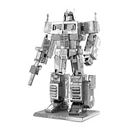 cheap Toy & Game-3D Puzzles Metal Puzzles Creative Focus Toy Hand-made Metal Military Standing Style Toy Girls' Boys' Gift