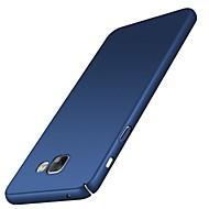cheap Galaxy A7(2016) Cases / Covers-Case For Samsung Galaxy A7(2018) A5(2018) Ultra-thin Back Cover Solid Color Hard PC for A5(2018) A7(2018) A3(2017) A5(2017) A7(2017) A8+