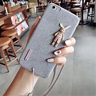 Кейс для Назначение Apple iPhone X iPhone 7 Plus С узором Кейс на заднюю панель 3D в мультяшном стиле Твердый ПК для iPhone X iPhone 8