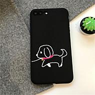 abordables Estuches Cool & Fashion para iPhone-Funda Para Apple iPhone X iPhone 7 Plus Diseños Funda Trasera Caricatura Suave TPU para iPhone X iPhone 8 Plus iPhone 8 iPhone 7 Plus