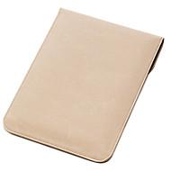 お買い得  MacBook 用ケース/バッグ/スリーブ-MacBook ケース ソリッド 本革 のために MacBook 12''