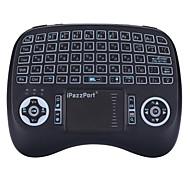 お買い得  -ipazzport KP-810-21TL エアーマウス 2.4GHz帯のワイヤレス 非対応