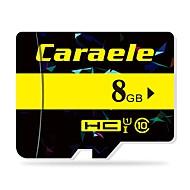 Caraele 8GB Карточка TF Micro SD карты карта памяти Class10 CA-2