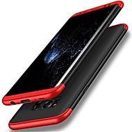 Недорогие Чехлы и кейсы для Galaxy S7-Кейс для Назначение SSamsung Galaxy S9 S9 Plus Ультратонкий Кейс на заднюю панель Сплошной цвет Твердый ПК для S9 Plus S9 S8 Plus S8 S7