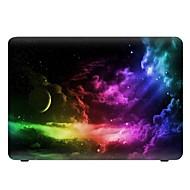 olcso MacBook védőburkok, védőhuzatok, táskák-MacBook Tok mert Ég Műanyag Az új 15 hüvelykes MacBook Pro / Az új 13 hüvelykes MacBook Pro / MacBook Pro 15 hüvelyk