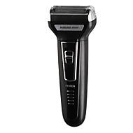 abordables Maquinilla Eléctrica-Kemei Máquinas de afeitar eléctricas for Hombre y mujer 220 V Luz Indicadora de Encendido / Diseño portátil / Ligero y Conveniente