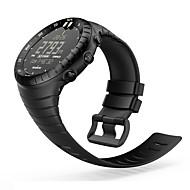Недорогие Аксессуары для смарт-часов-Ремешок для часов для SUUNTO CORE Suunto Спортивный ремешок силиконовый Повязка на запястье