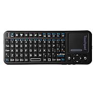 お買い得  -ipazzport ipazzport mini keyboard KP-810-10AL エアーマウス 2.4GHz帯のワイヤレス Android その他 Windows マックOS X Linux XP Vista WIN7 WIN8 Mac OSX iOS