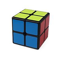 お買い得  -ルービックキューブ 1 PCSの Shengshou D0892 レインボーキューブ 2*2*2 スムーズなスピードキューブ マジックキューブ パズルキューブ グロス ファッション ギフト 男女兼用