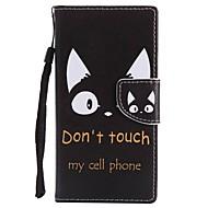 preiswerte Handyhüllen-Hülle Für Sony Xperia XZ1 kompakt Xperia XZ1 Kreditkartenfächer Geldbeutel mit Halterung Flipbare Hülle Magnetisch Ganzkörper-Gehäuse