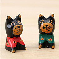 cheap -2pcs Resin European Style Modern / ContemporaryforHome Decoration, Home Decorations Decorative Objects Gifts Gifts