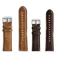 Недорогие Часы для Samsung-Ремешок для часов для Gear S3 Frontier Samsung Galaxy Классическая застежка Натуральная кожа Повязка на запястье