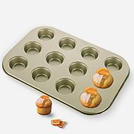 お買い得  キッチン用小物-キッチンツール アルミ合金カーボン 堅牢性 / 耐熱の ベーキングモールド ケーキのための 1個