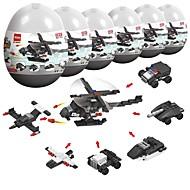 abordables Juguetes y juegos-Bloques de Construcción 203pcs Militar Alivio del estrés y la ansiedad / Interacción padre-hijo Avión Regalo