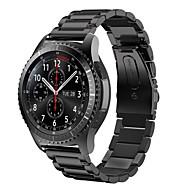 Недорогие Часы для Samsung-Ремешок для часов для Gear S3 Frontier Samsung Galaxy Современная застежка Металл Повязка на запястье