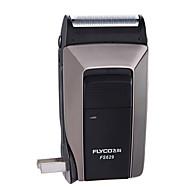 abordables Maquinilla Eléctrica-Factory OEM Máquinas de afeitar eléctricas para Hombre 220 V Luz Indicadora de Encendido / Ligero y Conveniente / Indicador de carga / Uso inalámbrico