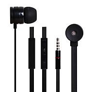 お買い得  -soyto HST38 耳の中 ケーブル ヘッドホン 動的 プラスチック 携帯電話 イヤホン ボリュームコントロール付き / マイク付き / ステレオ ヘッドセット