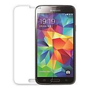 Недорогие Чехлы и кейсы для Galaxy S-Защитная плёнка для экрана Samsung Galaxy для S5 Закаленное стекло 1 ед. Защитная пленка для экрана Защита от царапин Уровень защиты 9H