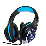abordables Accesorios para PS4-GM-1 Con Cable Audífonos Para PS4 ,  Audífonos ABS 1 pcs unidad