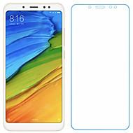 お買い得  スクリーンプロテクター-スクリーンプロテクター のために XIAOMI Xiaomi Redmi注5 強化ガラス 1枚 スクリーンプロテクター 傷防止 2.5Dラウンドカットエッジ 硬度9H