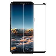 Недорогие Чехлы и кейсы для Galaxy S-Защитная плёнка для экрана для Samsung Galaxy S8 Plus Закаленное стекло 1 ед. Защитная пленка для экрана 3D закругленные углы Против