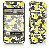 Недорогие Защитные плёнки для экрана iPhone-1 ед. Наклейки для Защита от царапин Лолита Узор Ультратонкий PVC iPhone 4/4S