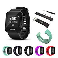 cheap -Watch Band for Forerunner 35 Samsung Galaxy / Garmin Sport Band Silicone Wrist Strap
