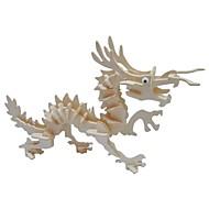 preiswerte Spielzeuge & Spiele-Holzpuzzle / Logik & Puzzlespielsachen Landschaften / Mode / Tyrannosaurus Rex Schule / Neues Design / Profi Level Hölzern 1pcs Kinder /