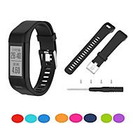 cheap -Watch Band for Vivosmart HR+(Plus) Samsung Galaxy / Garmin Sport Band Silicone Wrist Strap