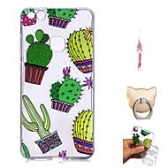 preiswerte Handyhüllen-Hülle Für Huawei P10 Lite / P9 Lite Transparent / Muster Rückseite Baum Weich TPU für P10 Lite / P10 / Huawei P9 Lite