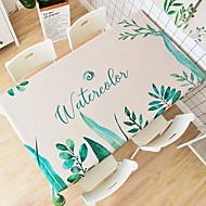abordables Salvamanteles-Casual CLORURO DE POLIVINILO / No tejido Cuadrado Juego de Mesa Floral / Bordado Decoraciones de mesa 1 pcs