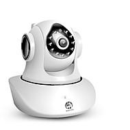 お買い得  -jooan®ワイヤレスIPカメラ双方向オーディオパン/チルト/クラウドストレージホームセキュリティネットワーク監視ビデオベビーモニター