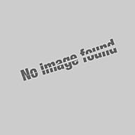 ieftine Cele Mai Vândute-Bărbați Guler Cămașă - Mărime Plus Size Polo Bumbac De Bază - Mată / Animal Brodat / Manșon scurt
