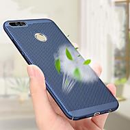 お買い得  携帯電話ケース-ケース 用途 Xiaomi Mi 5X / Mi 5s 超薄型 バックカバー ソリッド ハード PC のために Xiaomi Mi 6 / Xiaomi Mi 5X / Xiaomi Mi 5s Plus