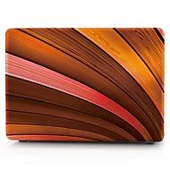"""お買い得  MacBook 用ケース/バッグ/スリーブ-MacBook ケース 創造的 / 木目 / カモフラージュ プラスチック のために 新MacBook Pro 15"""" / 新MacBook Pro 13"""" / MacBook Pro 15インチ"""