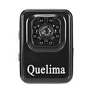 Недорогие Видеорегистраторы для авто-Quelima R3 1080p Мини / Ночное видение / Двойной объектив Автомобильный видеорегистратор 120° Широкий угол КМОП-структура Капюшон с