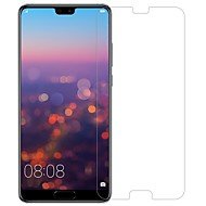 cheap Screen Protectors-Screen Protector for Huawei Huawei P20 Pro Tempered Glass 1 pc Front Screen Protector Anti-Fingerprint / Scratch Proof / Explosion Proof