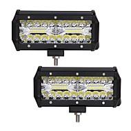 お買い得  -otolampara 2本車の電球120 w統合されたled 12000 lm 40 ledユニバーサルライト2018用(16.5 * 7.5 * 6.5 cm)