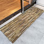 abordables Alfombras y moquetas-Las alfombras de área Tradicional / Campestre Franela de Algodón, Rectángulo Calidad superior Alfombra