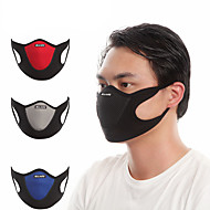 cheap Sportswear-Pollution Protection Mask Summer Dust Proof / Breathable Cycling / Bike / Bike / Cycling / Trail Unisex Velvet / Lycra Patchwork
