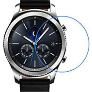 abordables Protectores de Pantalla para Smartwatches-Protector de pantalla Para Galaxy S3 Vidrio Templado A prueba de explosión / Borde Curvado 2.5D / Dureza 9H 1 pieza